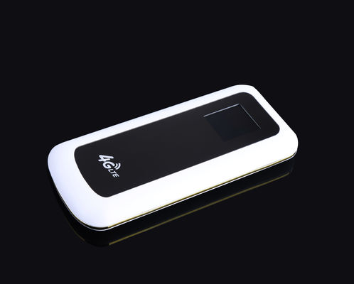 100 / 50Mbps 4G Pocket Hotspot / 4G LTE MIFI Router wsparcie 8000mAh power bank